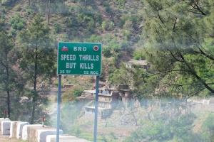 BRO Speed Thrills But Kills