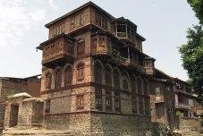 Rainawari house, Kashmir