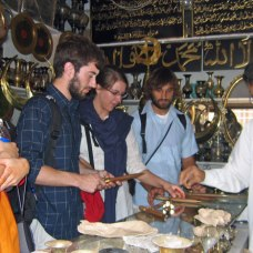 Kashmiri Handicrafts Shopping